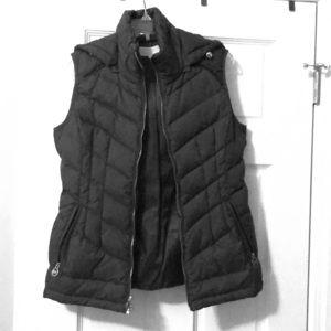 Michael Kors women's down vest